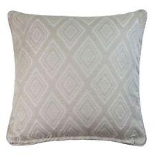 "Polyester Geometric Decorative Cushions & Pillows 17x17"" Size"