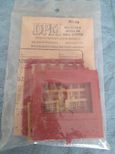 DPM HO #243-30173 Dock Level Steel Sash Window