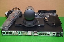 Tandberg Codec 6000MXP TTC6-08 Video Conf. HD Camera MultiSite MS NPP F931 NTSC
