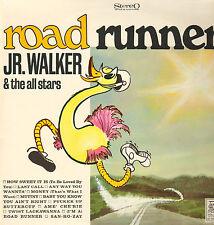 JR. WALKER & THE ALL STARS - Road Runner (REISSUE 1966 VINYL LP)