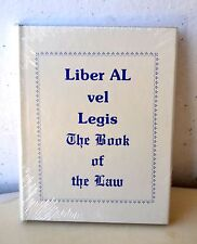 Liber Al vel Legis Book of the Law Aleister Crowley Marcelo Motta SOTO Sealed!