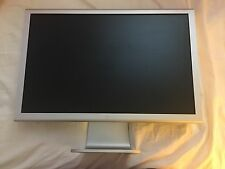 "Apple 23"" Cinema Display LCD Monitor A1082 w/PSU! Works Nice!"