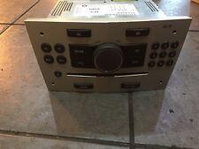 VAUXHALL ASTRA H ZAFIRA B CD30 RADIO CD PLAYER 13263051 (2004)