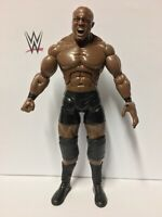 WWE BOBBY LASHLEY WRESTLING FIGURE DELUXE AGGRESSION SERIES 8 JAKKS 2007