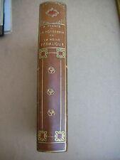 Anatole France la rôtisserie de la reine Pédauque 1925 KRA N° 1/1000 Rives Relié