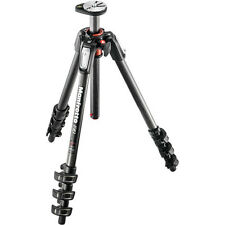 Manfrotto MT190CXPRO4 Carbon Fiber Tripod, EU Seller! No Fees! NEW!