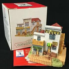 Vtg 1996 Liberty Falls Cluny and Cluny Real Estate Americana Collection Ah102