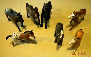 Schleich 7 Horses