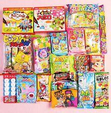 20 PCS Set Japanese Candy Kit Dagashi Japanese Food Kracie Popin Cookin Gift