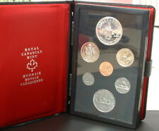 CANADA  1975   PROOF DOUBLE DOLLAR SET  ***7 COINS***