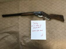 Daisy No 102 Model 40 RED RYDER Air Gun Rifle Vintage Variant 4 Or 5 ?