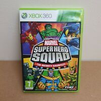Marvel Super Hero Squad: The Infinity Gauntlet (Xbox 360) PEGI 7+ Adventure