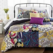 New Idea Novua Republic Sunshine Patchwork Full/Queen Duvet Cover Set