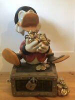 Dagobert Duck (50cm Figur)