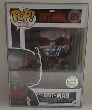 Stan Lee Signed Marvel Ant-Man Funko Pop 85 With Pop Coa Exclusive Rare