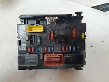 Peugeot 207 2006 To 2009 Fuse Box BSI BMI BCM Body Control Unit 9661708280