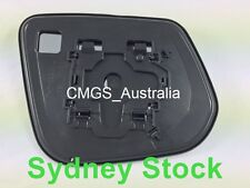 LEFT PASSENGER SIDE HOLDEN COLORADO 2012 ONWARD MIRROR GLASS W/O LED LIGHT