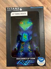 """Titans AVP Thermal Predator 6.5"""" Masked Scar Predator F.Y.E Exclusive Vinyl Fig"""