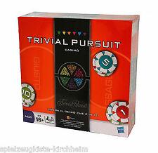 Hasbro 04988 Trivial Pursuit Wetten & Gewinnen Brettspiel ITALIENISCHE SPRACHE