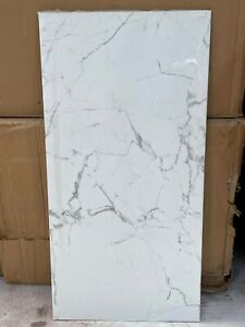 !!!  Bargain Sale !!!  Porcelain tiles 1200  X 600 Calcutta White