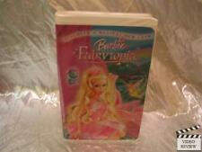Barbie Fairytopia VHS Large Case