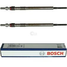 2X Original Bosch Glow Plugs 0 250 403 001 Duraterm