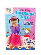 Grafix Create & Play Ballerina Tutu - Decorate Your Own Ballerina Tutu - Age 6 +