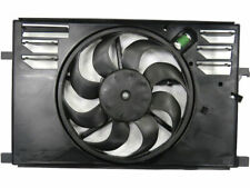 For 2015 2016 2017 Jeep Renegade Radiator Fan Assembly TYC - 2.4L 4-Cylinder