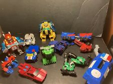 BIG LOT OF TRANSFORMERS ACTION FIGURES HASBRO 2000?s Toys