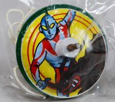 Ultraman Koma Top Tin Litho Japanese 1960s Vintage Photo MIP
