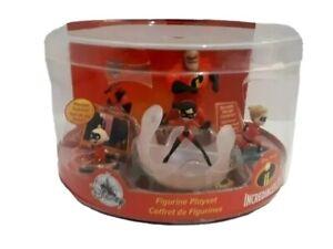 Disney Figures The Incredibles 2 Figurines Disney Store