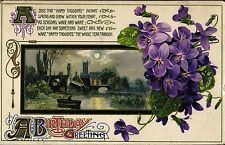 Wildt & Kray Posted Collectable Greeting Postcards