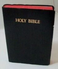 Holy Bible King James 1977 Thomas Nelson Publishers Dictionery & Concordance New