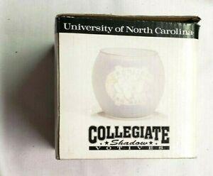 University of North Carolina Tarheels Collegiate Shadow Votive