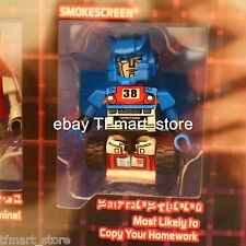 SDCC 2015 Excl. Smokescreen Kreon Class of 1985 Kreo Transformers Lego - Loose
