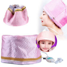 SPA Beauty Electric Heated Hair Thermal Treatment Steamer Nourishing Care Cap