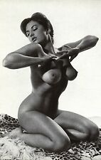 VINTAGE NUDE JUNE PALMER BIG BREASTS!! 8.5 X 11 GLOSSY QUALITY GUARANTEED!!
