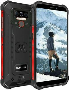 OUKITEL WP5 (2020) Rugged Smartphone, Waterproof, Android 10 4gb + 32gb