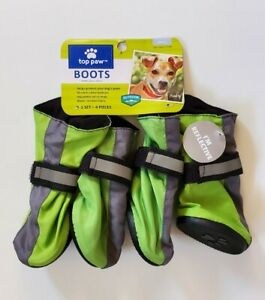 Top Paw Dog Boots Small- New
