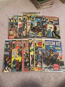 Ringo Kid Marvel Western lot 13 comics mid grade 4-30 all different