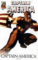 Captain America #601 70th Anniversary Variant (2009) Marvel Comics