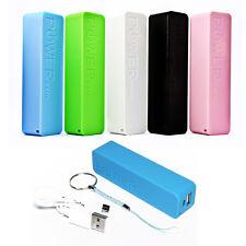 Banco De Energía Batería Externa De Emergencia 2600 Mah Para Iphone,tableta,
