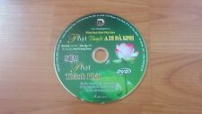 """Dvd relaxation video """" Phật Thuyết a di đà Kính """" Méditation"""