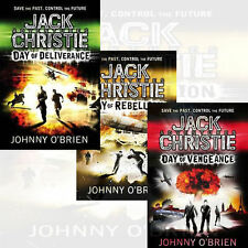 Jack Christie Adventure 3 Books Collection Set by Johnny O'brien