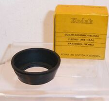 Rare Boxed Kodak 28.5mm Flexible Rubber Lens Hood Best-Nr 62 431