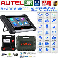 Autel MK808 OBD2 Auto Diagnostic Scanner Tool Key Coding TPMS as DS808 MK808BT
