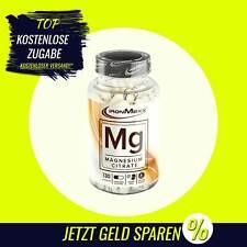 IronMaxx Magnesium - 130 Kapseln - Sportnahrung, Mineralstoffe, Vitamine B2