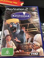 Disney - Pixar Ratatouille PS2