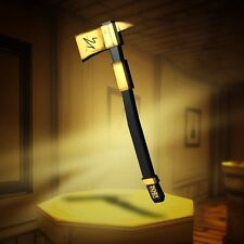 Bendy And The Ink Machine Roleplay Foam Axe,- Official Licensed Merchandise