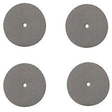DREMEL 425 4 X 22.5 mm Esmeril Tela de Fieltro de pulido afilador de para herramienta de Taladro de alta velocidad